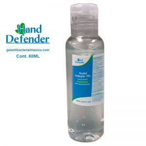 gel antibacterial tambo de 200 litros