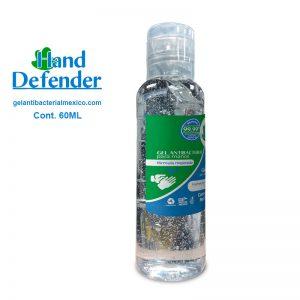 gel antibacterial en aerosol