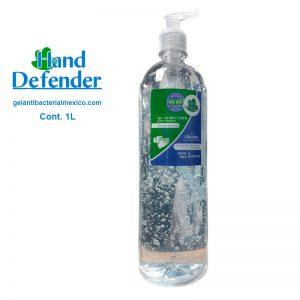 gel desinfectante al 70